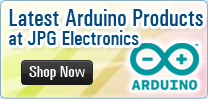 Our New Arduino Range